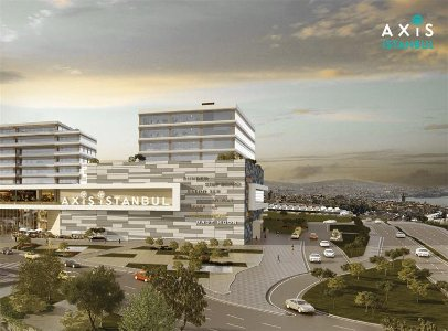 AXIS ISTANBUL OFFICES